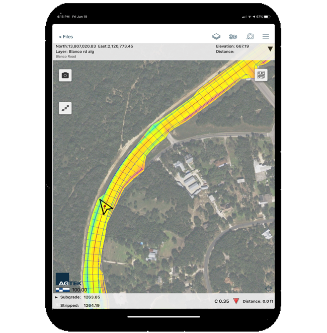 Mobile apps for highway on Ipads