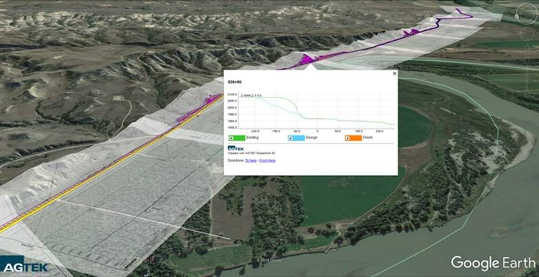 Highway Takeoff and Analysis software